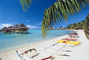 Sprachaufenthalt Tahiti Strand