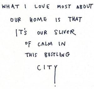 home sweet home # quotes # happy # citylife