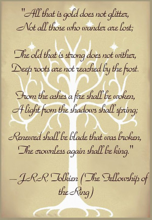 Tolkien's ~ Christian symbolism ~