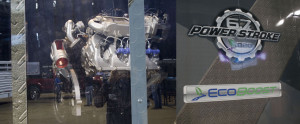 Ford's new 6.7L diesel Power Stroke and 6.2L gas engines are 20 ...