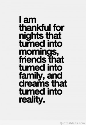 am thankful quotes