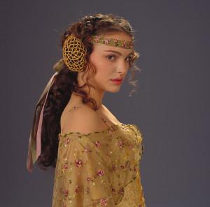 OT Carrie Fisher as Princess Leia in the Gold Bikini