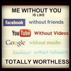 social media love More