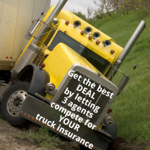 Commercial Truck Insurance Quotes
