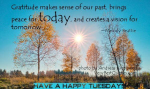 Tuesday good morning quotes gratitude quotes