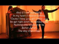 Jason Derulo - Marry Me (Lyric)