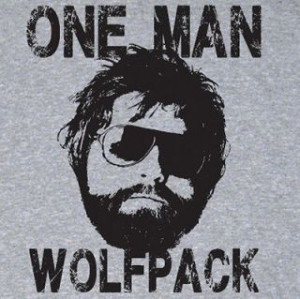 Related Pictures home one man wolf pack hangover funny t shirt