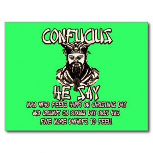 Funny Confucius Sayings
