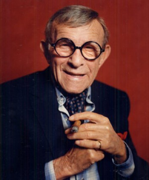 More George Burns images: