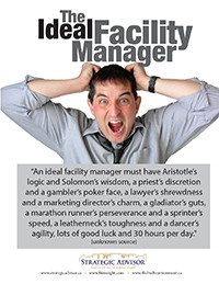 The Ideal Facility Manager Quote