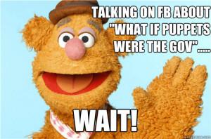 Fozzie Bear Meme