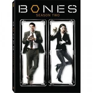 Bones: Season 2 ディスク1枚に4話入って6枚組み、約6千 ...