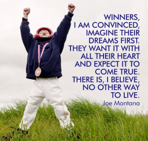 ... football and life {Click thru for more inspiring football quotes