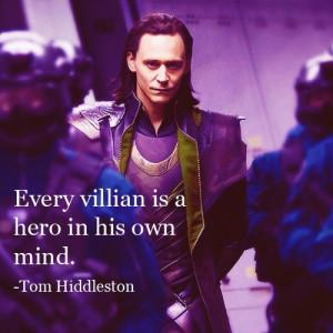 Tom Hiddleston | via Tumblr