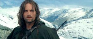 Viggo Mortensen Aragorn screencaps