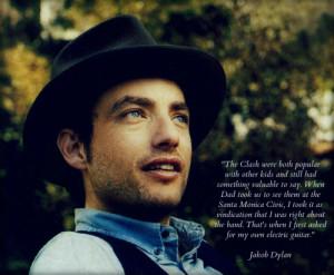 Jakob Dylan Family