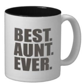 New Baby? New Aunt? Gift idea: