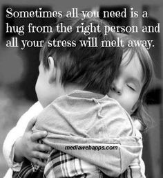 Best Hug Quotes On Images - Page 10