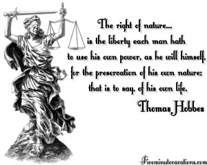 Thomas Hobbes Quotes Too liberal for the left