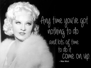 Biography of Mae West