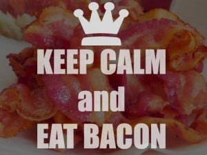 short, funny, quotes, and sayings, food, bacon http://www.640meats.com ...