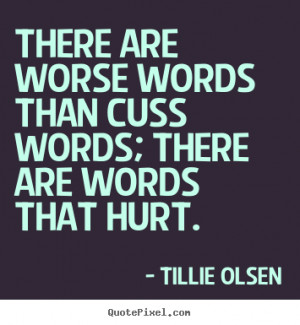 Tillie Olsen Friendship Quote Art