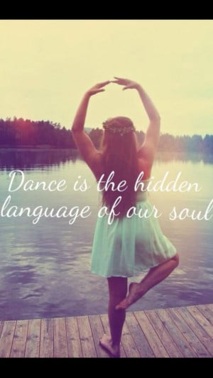 Dance Quote @Crystal Chou Costello