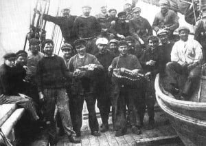 The Songs of the French Sailors
