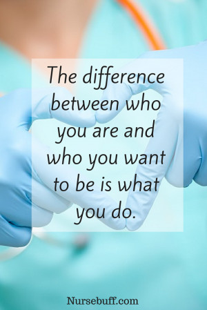 nurse inspirational quotes