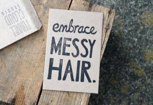 love pretty hair girl cute quote tumblr text fashion beautiful photo ...