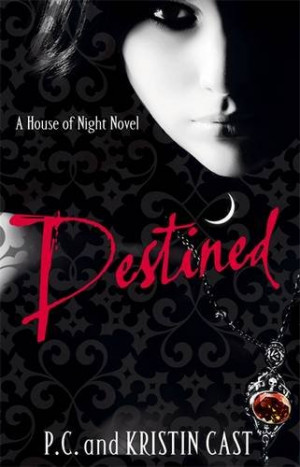 Giveaway: Destined - Book 9 in the House of Night Series