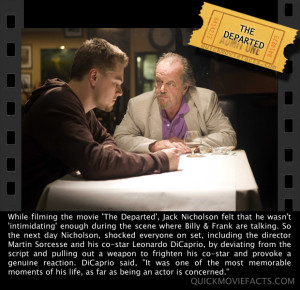 The Departed Fact