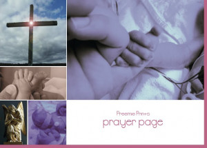 Email your preemie and NICU prayer requests to amber@preemieprints.org