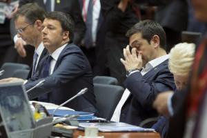 Foto: REUTERS Italiens Ministerpräsident Matteo Renzi forderte in der ...