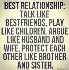 love quotes relationships best friends play talk best instagram ...