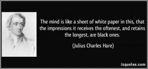 More Julius Charles Hare Quotes