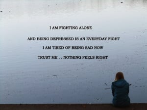 alone-girl-quotes-fighting-alone-depress-depressed-all-the-time ...