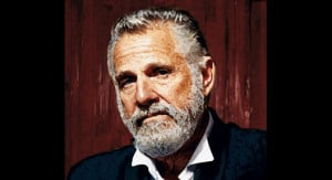 when the most interesting man in the world holds a fundraiser for a ...