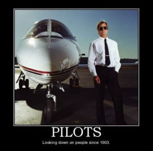 One word – Pilots