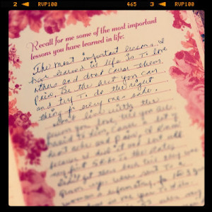 quotes about grandmothers who have passed away
