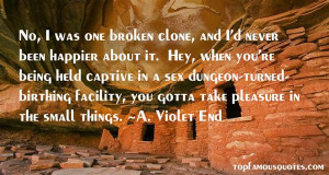 Being Held Captive Quotes
