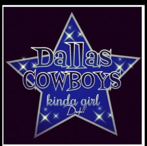 Dallas Cowboys girl