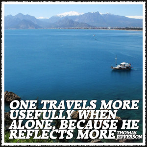 Travel Quotes–and Turkish Destinations