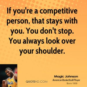 Magic Johnson Quotes Quotehd