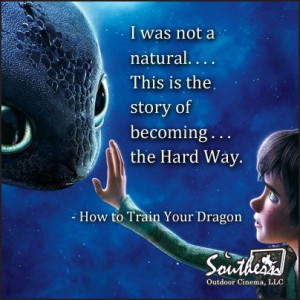 Movie Quote - How to Train Your Dragon