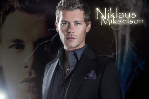 Klaus Mikaelson Wallpaper Niklaus mikaelson wallpaper by