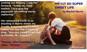 Protective Boyfriend Quotes