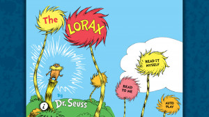 Dr Seuss The Lorax Book Pdf