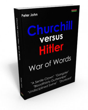 Learn About Churchill versus Hitler and their war of words >>