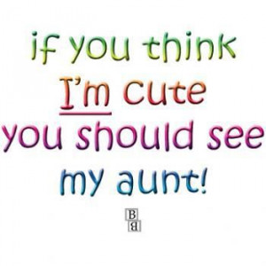 love my aunt quotes – Google Search